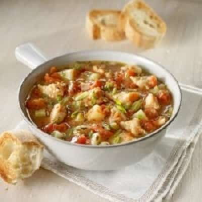 Louisiana Alligator Creaole Stew Recipe