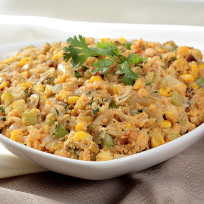 Maggi Cornbread and Chile Stuffing