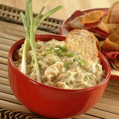 Welsh Rabbit Crab Dip