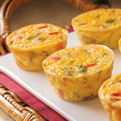 Party pefect mini quiches for Christmas